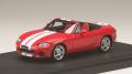 お取り寄せ予約品 12月以降 ミニカー MARK43 レジンモデル 1/43 PM4325SR マツダ ロードスター (NB8C) RS 2 (2000) ストライプデカール クラシックレッド 4981932046860