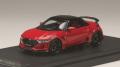 予約品 12月以降 ミニカー MARK43 レジンモデル 1/43 PM4331MAR ホンダ S660 無限 RA オプション搭載車 フレームレッド 4981932045573