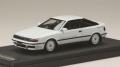 予約品 12月以降 ミニカー MARK43 レジンモデル 1/43 PM4337ASW トヨタセリカ GT-Four (ST165) 1986 スポーツホイール スーパーホワイト2 4981932047119