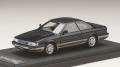お取り寄せ予約品 2018年5月以降 ミニカー MARK43 レジンモデル 1/43 PM4373BL ニッサン レパード アルティマ V30ツインカムターボ (1988)  ダークブルーツートン 4981932047461