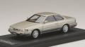 お取り寄せ予約品 2018年5月以降 ミニカー MARK43 レジンモデル 1/43 PM4373G ニッサン レパード アルティマ V30ツインカムターボ (1988)  ベージュメタリックツートン 4981932047478