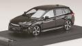 お取り寄せ予約品 4月頃 ミニカー MARK43 レジンモデル 1/43 PM4379BK スバル インプレッサ スポーツ 2.0i-S アイサイト 2016 クリスタルブラックシリカ 4981932047348