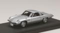 お取り寄せ品 ミニカー MARK43 レジンモデル 1/43 PM4381S マツダ コスモスポーツ (L10B) 1967 シルバー 4981932046648