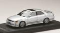 お取り寄せ品 ミニカー MARK43 レジンモデル 1/43 PM4382SS トヨタ チェイサー ツアラー V (JZX100)後期型 スポーツホイール シルバーメタリック 4981932047881