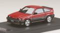 お取り寄せ品 順次 ミニカー MARK43 レジンモデル 1/43 PM4384R ホンダ バラード スポーツ CR-X Si (AS) レッド 4981932048338