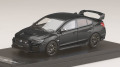 お取り寄せ予約品 8月以降頃 ミニカー MARK43 レジンモデル 1/43 PM4390BK スバル WRX STI Type S (VAB) 2017 クリスタルブラックシリカ 4981932048567