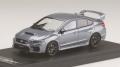 お取り寄せ予約品 8月以降頃 ミニカー MARK43 レジンモデル 1/43 PM4390S スバル WRX STI Type S (VAB) 2017 アイスシルバーメタリック 4981932048550