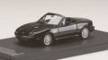 予約品 9月以降順次 ミニカー MARK43 レジンモデル 1/43 PM4398SBK ユーノス ロードスター (NA6C) S-スペシャル 1992  ブリリアントブラック  4981932048581