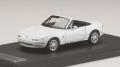 予約品 9月以降順次 ミニカー MARK43 レジンモデル 1/43 PM4398W ユーノス ロードスター (NA6C) 1989  クリスタルホワイト 4981932048604