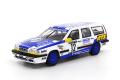 予約品 11月以降順次 ミニカー POP RACING  1/64 PR64-850-96N2412 ボルボ 850 エステート ニュルブルクリンク24時間 1996 HEICOモータースポーツ #12 4562129855047