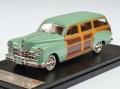 予約品 6月予定 ミニカー PREMIUM-X 1/43 PRD564 ダッジ Coronet Woody Wagon 1949 ライトグリーン 9580015706001