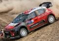 お取り寄せ予約品 〜2018年 ミニカー イクソモデル ixo 1/43 RAM638B シトロエン C3 WRC 2017年メキシコラリー 優勝 #7 K.Meeke-P.Nagle