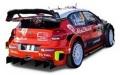 お取り寄せ予約品 〜2018年 ミニカー イクソモデル ixo 1/43 RAM639 シトロエン C3 WRC 2017年ラリー・モンテカルロ #8 S.Lefebvre - G.Moreau  ナイトライト付