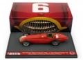 予約品 11月頃 ミニカー BRUMM(ブルム) 1/43 S054 アルファ・ロメオ 158 1950年フランスGP 優勝 #6  Juan Manuel Fangio(J・M・ファンジオ) 8020677009894