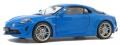 予約品 2020年3月頃 ミニカー SOLIDO(ソリド) ダイキャストモデル(開閉機構付) 1/18 S1801604 アルピーヌ A110 ピュア (ブルー) 4548565381944