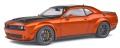 予約品 8月以降 ミニカー SOLIDO (ソリド) ダイキャストモデル 1/18 S1805703 ダッジ チャレンジャー SRT ヘルキャット ワイドボディ (オレンジメタリック) 4548565408429