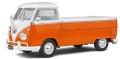 お取り寄せ予約品 10月頃 ミニカー SOLIDO (ソリド) ダイキャストモデル(開閉機構付) 1/18 S1806701 フォルクスワーゲン T1 ピックアップ 1950 (オレンジ/ホワイト) 4548565410460
