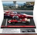 予約品 11月頃 ミニカー BRUMM(ブルム) 1/43 S2011 フェラーリ 312B 1971年 南アフリカGP 優勝 #6  Mario Andretti(M.アンドレッティ) ドライバーフィギュア付 8020677026365