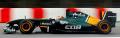 ミニカー SPARK 1/43 S3021 F1 2011 中国GP ロータス T128 #21 J.トゥルーリ