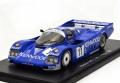 ミニカー スパーク SPARK レジンモデル 1/43 S4173 ポルシェ 962 C No.11 9位 Le Mans 1985  J.-P. Jarier - M. Thackwell - F. Konrad 9580006941732