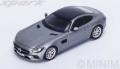 ミニカー スパーク SPARK  レジンモデル 1/43 S4906 メルセデスベンツ GT 2016 チタニウムグレー 9580006949066