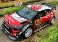 予約品 9月頃 ミニカー SPARK(スパーク) レジンモデル 1/43 S5176 Citroen C3 WRC Citroen Total Abu Dhabi WRT No.7 2位 Rally Germany 2017  A. Mikkelsen - A. Jager 9580006951762