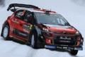 予約品 10月頃 ミニカー SPARK(スパーク) レジンモデル 1/43 S5965 Citroen C3 WRC Citroen Total Abu Dhabi WRT No.12 Rally Sweden 2018  M. Ostberg - T. Eriksen 9580006959652
