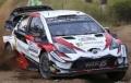 予約品 10月頃 ミニカー SPARK(スパーク) レジンモデル 1/43 S5971 トヨタ TOYOTA Yaris WRC TOYOTA GAZOO Racing WRT No.8 優勝 Rally Argentina 2018 O. Tanak - M. Jarveoja 9580006959713