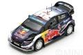 予約品 2019年2月頃 ミニカー SPARK(スパーク) レジンモデル 1/43 S5972 Ford Fiesta WRC No.1 優勝 Rally Great Britain 2018  S. Ogier - J. Ingrassia 9580006959720