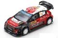 予約品 4月頃 ミニカー SPARK(スパーク) レジンモデル 1/43 S5973 シトロエン Citroen C3 WRC No.10 優勝 Rally Catalunya 2018  S. Loeb - D. Elena 9580006959737