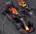 予約品 11月頃 ミニカー SPARK(スパーク) レジンモデル 1/18 18S351 Red Bull Racing-TAG Heuer No.3 優勝 Monaco GP 2018 Red Bull Racing 250th Race Aston Martin Red Bull Racing-TAG Heuer RB14 Daniel Ricciardo 9580006473516