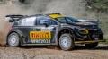 予約品 5月頃 ミニカー SPARK(スパーク) レジンモデル 1/43 S6574 シトロエン Citroen C3 SaintLoc Racing Rally Sardegna 2020 Pirelli Tyres Test  Petter Solberg Andreas Mikkelsen 9580006965745