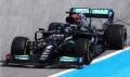 予約品 2022年1月頃 ミニカー SPARK(スパーク) レジンモデル 1/18 18S594 Mercedes-AMG Petronas Formula One Team No.44 W12 E Performance 優勝 Spanish GP 2021 100th Pole Position Lewis Hamilton 9580006475947