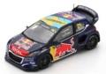 予約品 10月頃 ミニカー SPARK(スパーク) レジンモデル 1/43 S7821 プジョー Peugeot 208 WRX No.21 優勝 Race 2 World RX of Spain 2019 World RX Driver's Champion  Timmy Hansen 9580006978219