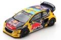予約品 10月頃 ミニカー SPARK(スパーク) レジンモデル 1/43 S7822 プジョー Peugeot 208 WRX No.71優勝 Race 1 World RX of United Arab Emirates 2019 Kevin Hansen 9580006978226