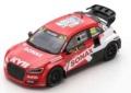 予約品 11月頃 ミニカー SPARK(スパーク) レジンモデル 1/43 S7828 アウディ Audi Sport S1 WRX quattro No.40 Race 3 World RX of Belgium 2019 Mattias Ekstrom 9580006978288
