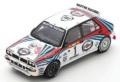 予約品 12月頃 ミニカー SPARK(スパーク) レジンモデル 1/43 S9014 ランチャデルタ Lancia Delta HF Integrale No.1 3位 Monte Carlo Rally 1992 Juha Kankkunen Juha Piironen 9580006990143