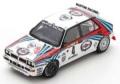 予約品 11月頃 ミニカー SPARK(スパーク) レジンモデル 1/43 S9015 ランチャデルタ Lancia Delta HF Integrale No.4 優勝 Monte CarloRally 1992 Didier Auriol Bernard Occelli 9580006990150