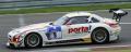 ミニカー スパーク SPARK 1/43 SG077 メルセデスベンツ SLS AMG GT3 NO.9 2013 ニュルブルクリン24時間 優勝