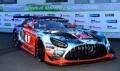 予約品 2022年1月頃 ミニカー SPARK(スパーク) レジンモデル 1/43 SG785 メルセデス Mercedes-AMG GT3 No.6 Mercedes-AMG Team HRT 24H Nurburgring 2021 P. Assenheimer N. Bastian M. Engel H. Haupt 9580006757852