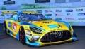 予約品 2022年1月頃 ミニカー SPARK(スパーク) レジンモデル 1/43 SG787 メルセデス Mercedes-AMG GT3 No.4 Mercedes-AMG Team HRT 24H Nurburgring 2021 A. Christodoulou M. Engel M. Metzger L. Stolz 9580006757876