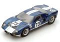ミニカー SPARK(スパーク) レジンモデル 1/18 18DA65 Ford GT No.73 優勝 Daytona 2000km 1965  K. Miles - L. Ruby 9580006460653