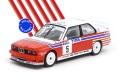 予約品 2020年1月頃 ミニカー TARMAC WORKS(ターマックワークス) 1/64 T64-009-92SPA05 BMW M3 E30 スパ 24時間レース 1992 優勝 Soper/Martin/Danner 9680015712849