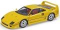 予約品 11月頃 ミニカー TOPMARQUES  レジンモデル(開閉機構なし) 1/12 TM12-17B フェラーリ F40 イエロー 4548565391530