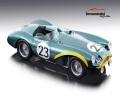 お取り寄せ予約品 2018年1月頃 ミニカー Tecnomodel(テクノモデル) 1/18 TM18-28C  アストンマーチン DB3 S Le Mans 1955 2位 #23 Peter Collins / Paul Frere