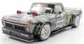 予約品 8月頃 ミニカー TOPMARQUES  レジンモデル(開閉機構なし)  1/18 TOP090C フォード F-150 フーニトラック ヒル クライム 4548565384846
