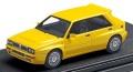お取り寄せ予約品 2020年2月頃 ミニカー TOPMARQUES  レジンモデル(開閉機構なし) 1/43 TOP43001B ランチャ デルタ インテグラーレ エボ (イエロー) 4548565379453