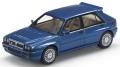 お取り寄せ予約品 2020年2月頃 ミニカー TOPMARQUES  レジンモデル(開閉機構なし) 1/43 TOP43001D ランチャ デルタ インテグラーレ エボ (ブルーラゴス) 4548565379477