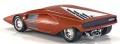 お取り寄せ予約品 2021年1月頃 ミニカー TOPMARQUES  レジンモデル 1/43 TOP43009A ランチャ ストラトス ZERO コンセプト (カッパー:レッドディッシュブラウン) 4548565393022