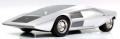 お取り寄せ予約品 ~2022年頃 ミニカー TOPMARQUES  レジンモデル 1/43 TOP43009B ランチャ ストラトス ZERO コンセプト シルバー 4548565393039